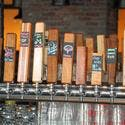 Beautiful Wood Tap Handles for Restaurants or Bars - Tap handle sold by Half Yankee Workshop