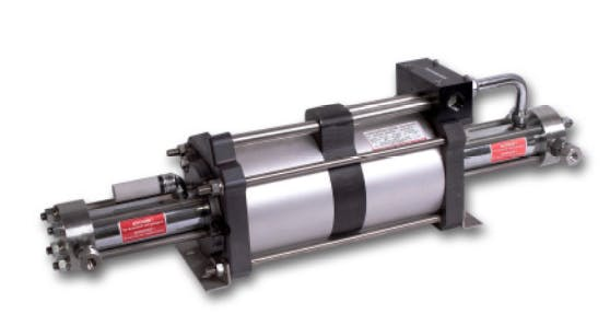 Maximator DLE75-2-2100 Gas Booster Air compressor sold by High Pressure Technologies