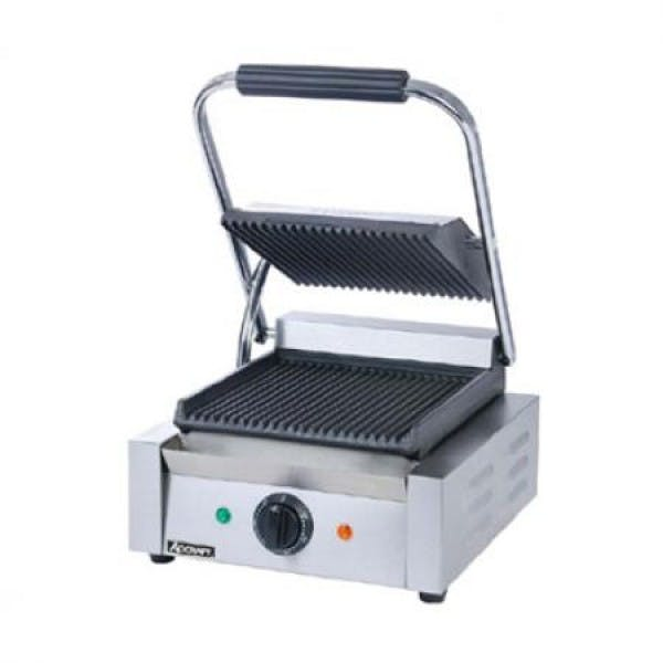 Grooved Sandwich Grill Press