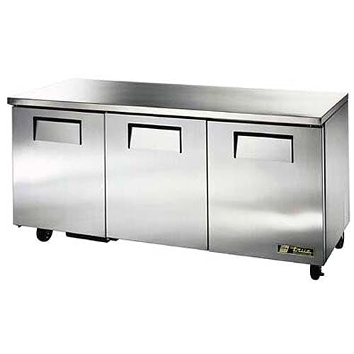 "True - TUC-72 73"" Undercounter Refrigerator Commercial refrigerator sold by Food Service Warehouse"