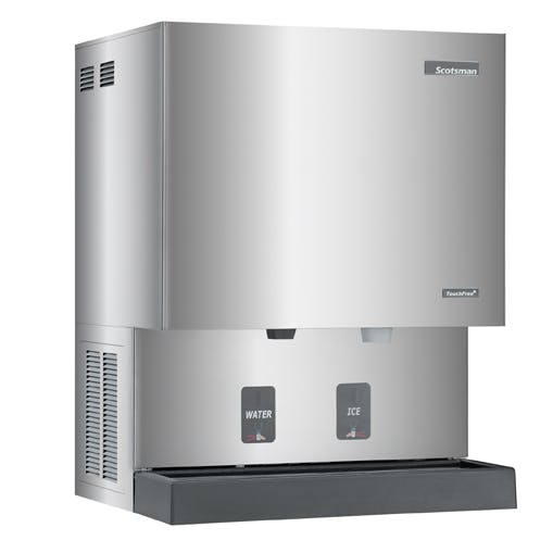 Scotsman Touchfree Ice Maker & Dispenser - Nugget Style, 720lb./24hrs Ice machine sold by TheRDStore.com