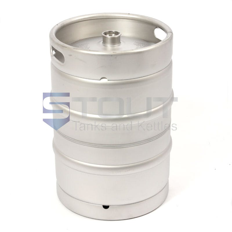 Sanke Kegs and Firkins Keg sold by Stout Tanks and Kettles