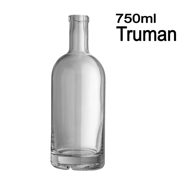 750ml Truman Liquor bottle sold by Wholesale Bottles USA