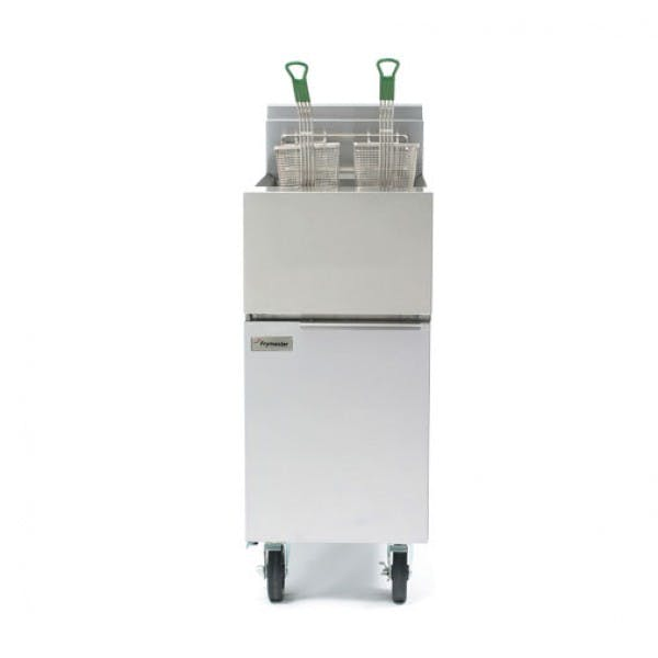 40 lbs. Stainless LP Gas Fryer