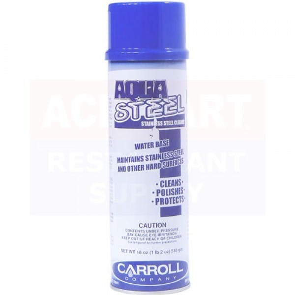 18 oz. Foaming Spray Stainless Cleaner