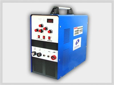 LOTOS TIG200 200Amp AC/DC Square Wave Inverter Aluminum Tig/Stick Welder with Pedal Welder sold by LOTOS Technology