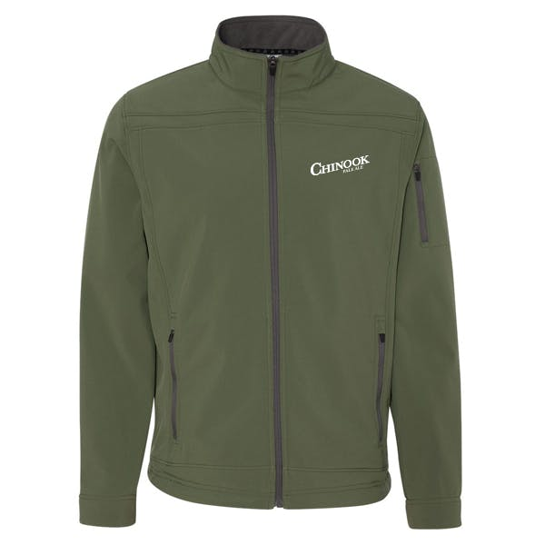 Colorado Clothing Antero Soft Shell Jacket Promotional apparel sold by MicrobrewMarketing.com