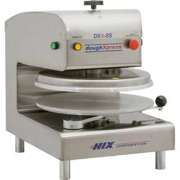 "220v 18"" Stainless Automatic Pneumatic Dough Press"