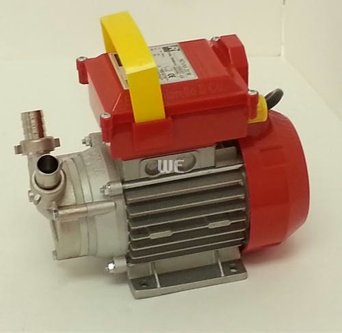Rover Novax 20M Transfer Pump Wine pump sold by WE Winery Equipment Ltd.