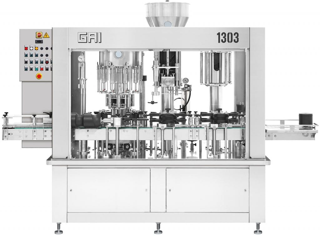 GAI 1303S-4200 Monoblocks Monoblock sold by Prospero Equipment Corp.