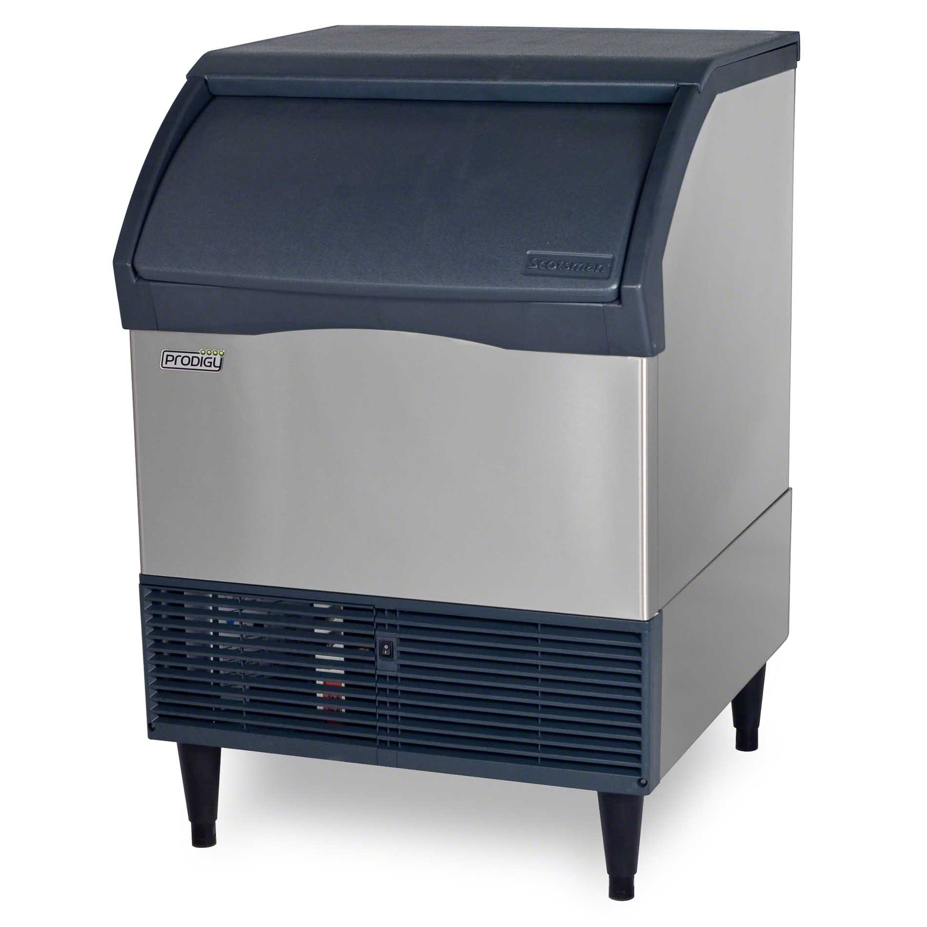 Scotsman - CU1526SA-1A 150 lb Self-Contained Cube Ice Machine - Prodigy Series - sold by Food Service Warehouse