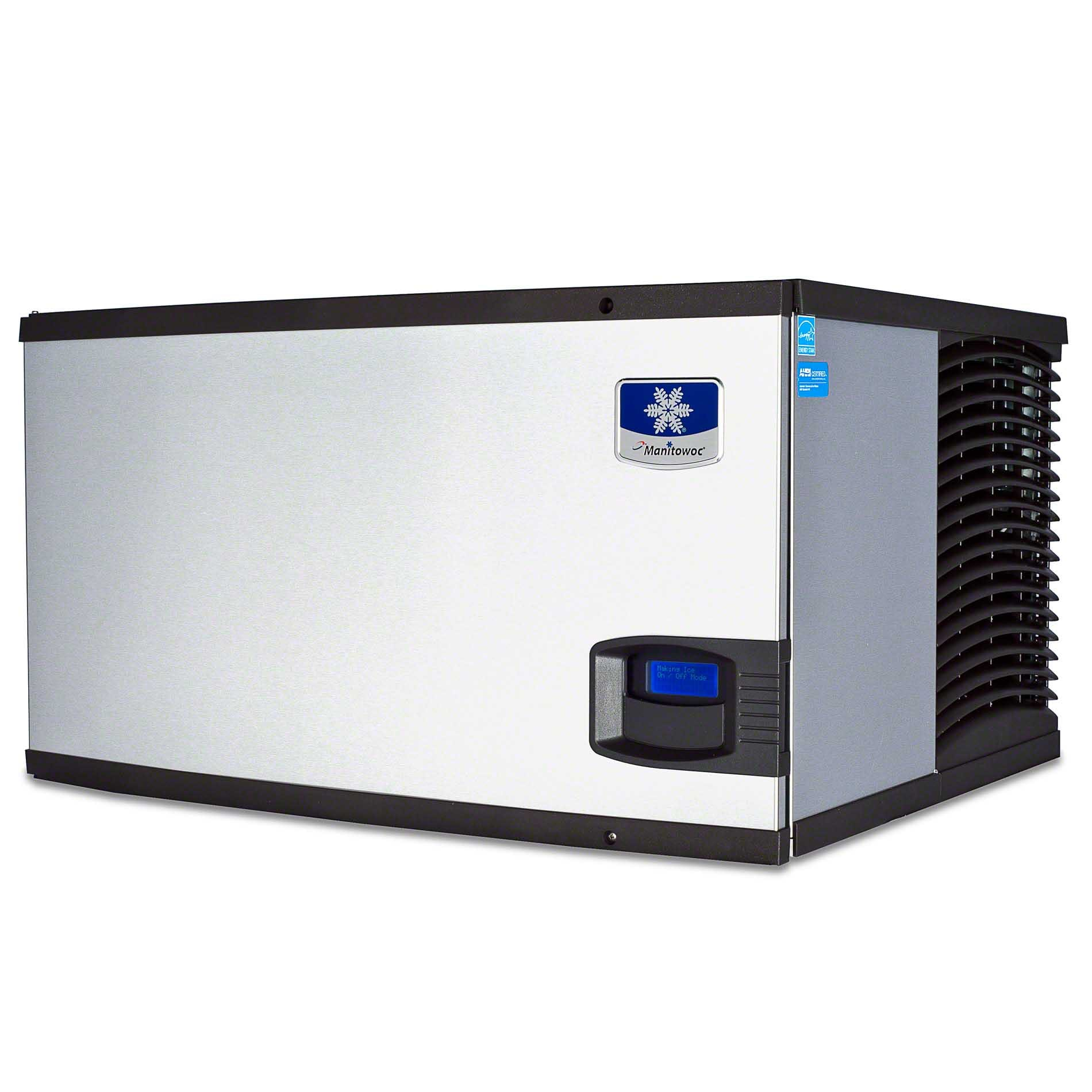 Manitowoc - ID-0303W 300 lb Full Size Cube Ice Machine - Indigo Series Ice machine sold by Food Service Warehouse
