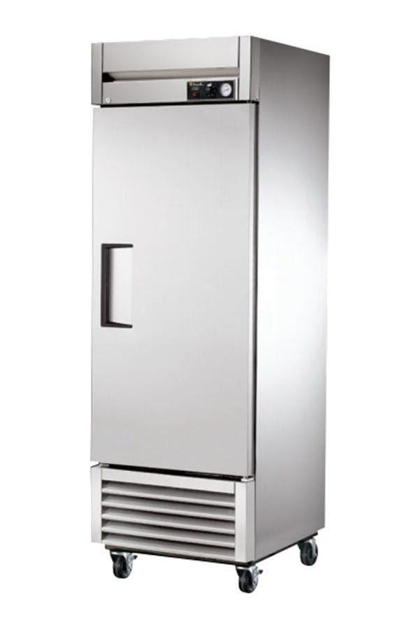 True TH-23 Heated Cabinet (23 cu ft capacity) Holding cabinet sold by pizzaovens.com
