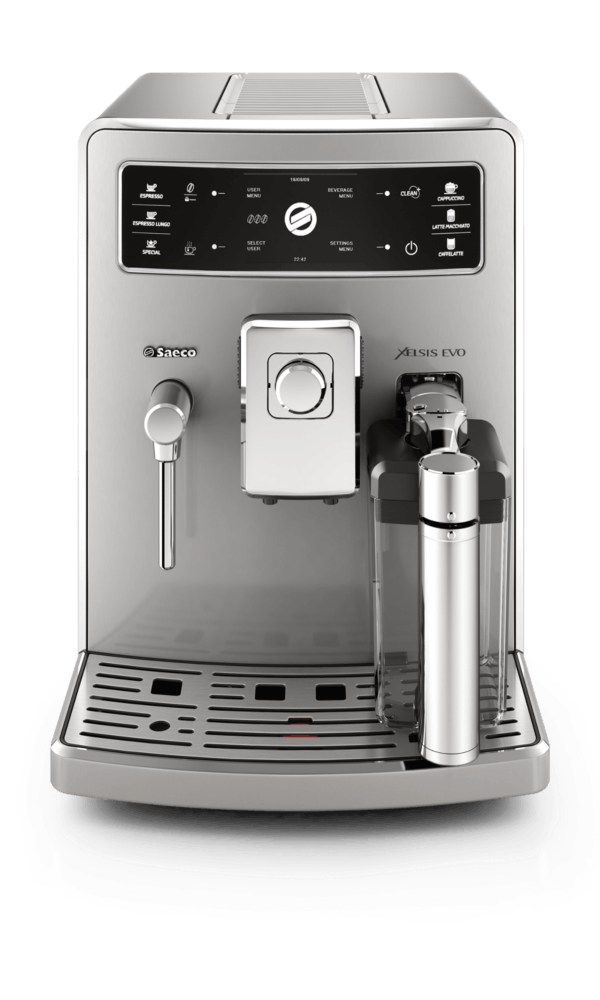 Saeco Xelsis EVO Super-Automatic Espresso Machine - sold by GLOBAL DIRECT PART