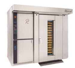 Revent Model 620U Double Rack Oven Commercial oven sold by Bakery Equipment.com