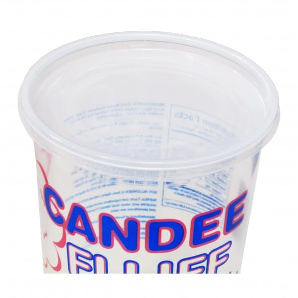 Candee Fluff Lids for Cotton Candy Containers