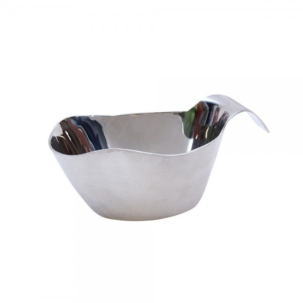 3 oz. Stainless Stackable Gravy Boat