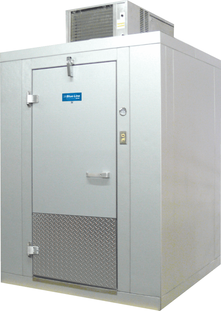 Blue Line Walk in cooler sold by Arctic Industries