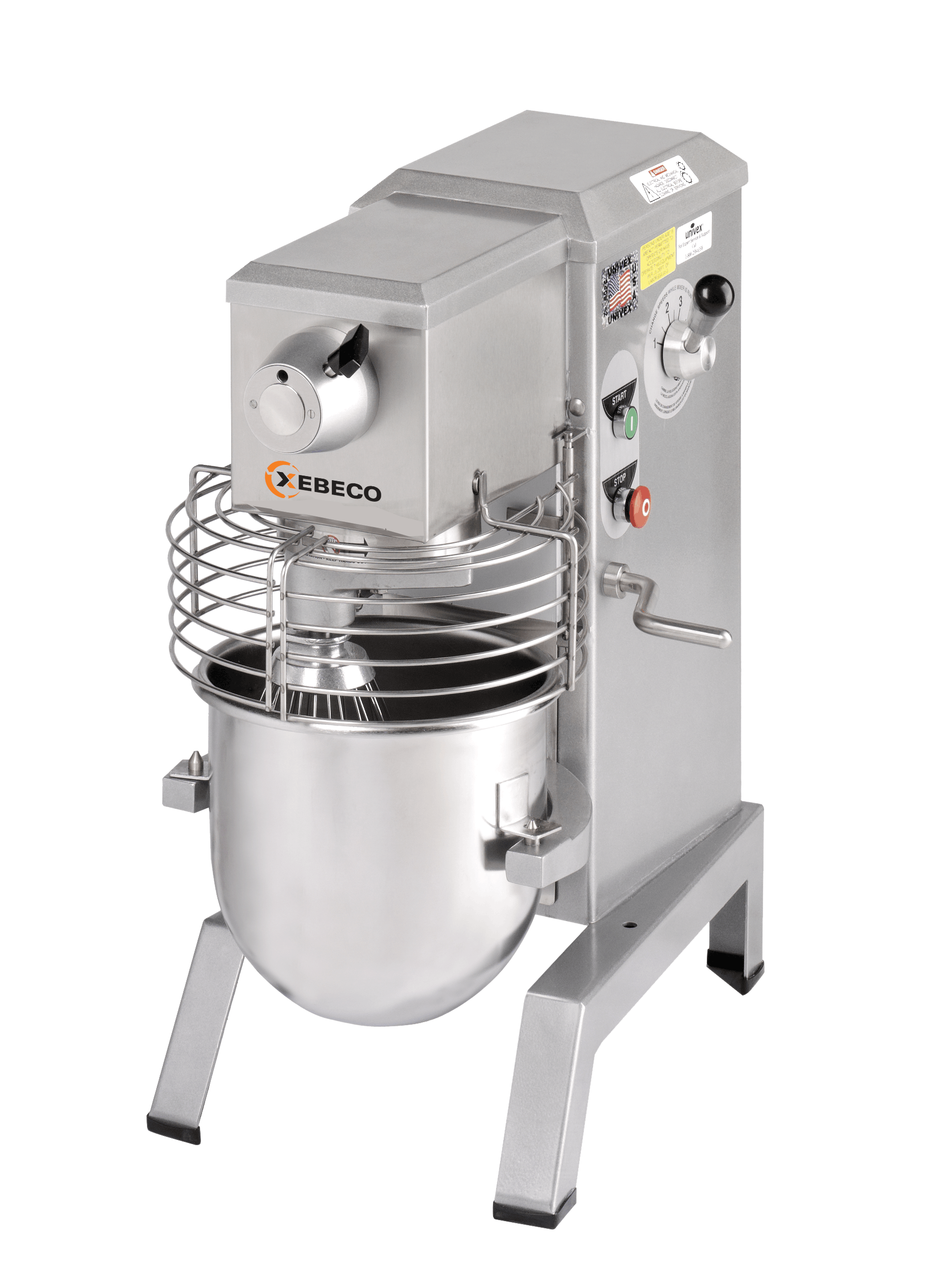 Xe12 Countertop Planetary Mixer Mixer sold by Pizza Solutions