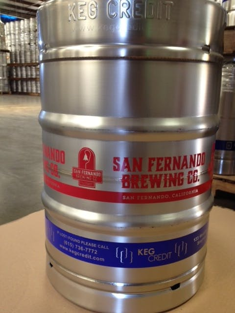 Kegs Keg sold by Keg Credit