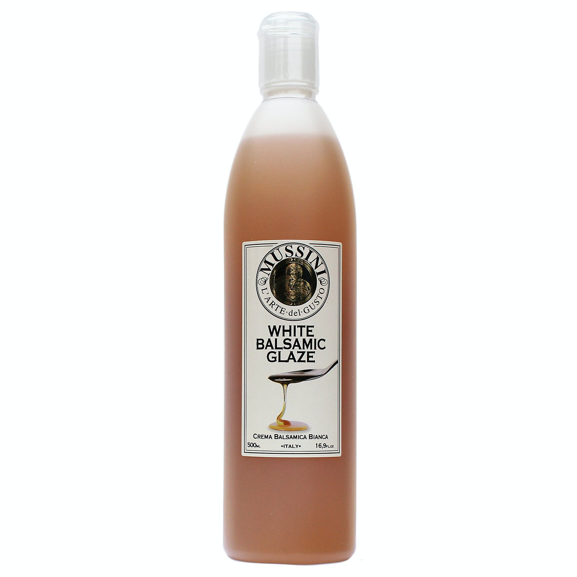 Italian White Balsamic Glazes From Mussini, 16.9 Ounces Balsamic Vinegar sold by M5 Corporation