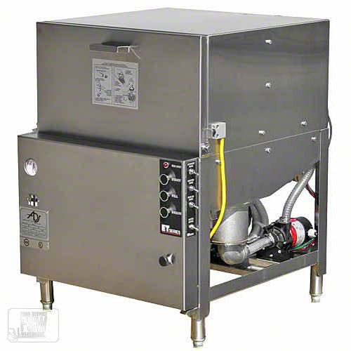 American Dish Service - ET-AF-M 30 Rack/Hr Undercounter Dishwasher - ET Series Commercial dishwasher sold by Food Service Warehouse
