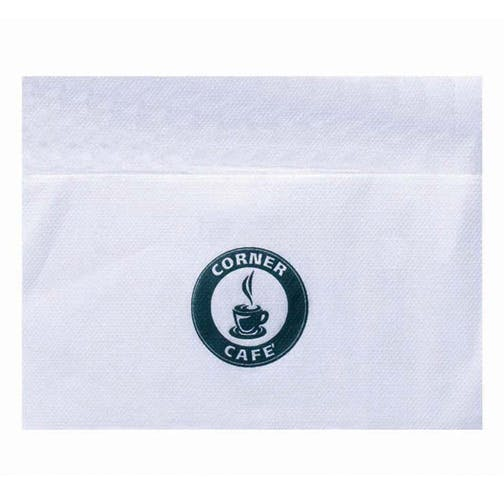 Napkins, Dispenser NapkinsTT-NAP, Bleached Single Ply, 3/4 Fold Napkin sold by Distrimatics, USA