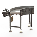 Zero Tangent Radius Conveyor - Conveyor sold by Fusion Tech Integrated Inc.