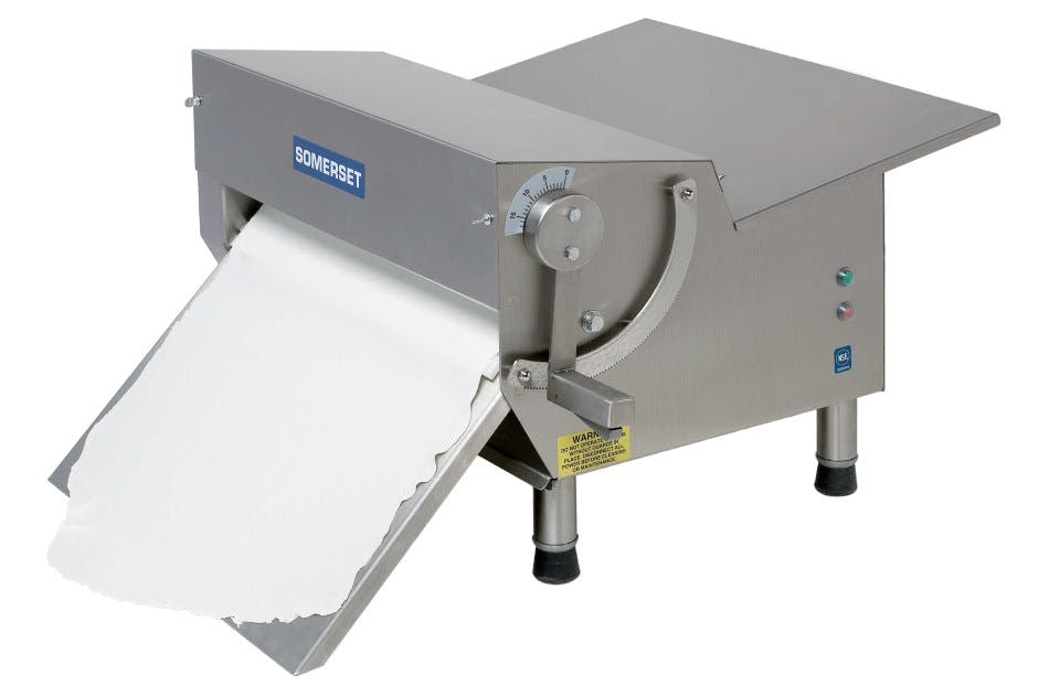 "Somerset CDR-600F Fondant Dough Sheeter/Roller (up to 30"" diameter) Dough sheeter sold by pizzaovens.com"