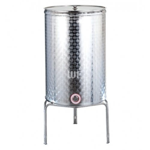 1,000 Litre Stainless Steel Tank