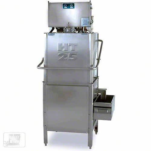 American Dish Service - HT-25 72 Rack/Hr Door-Type Dishwasher