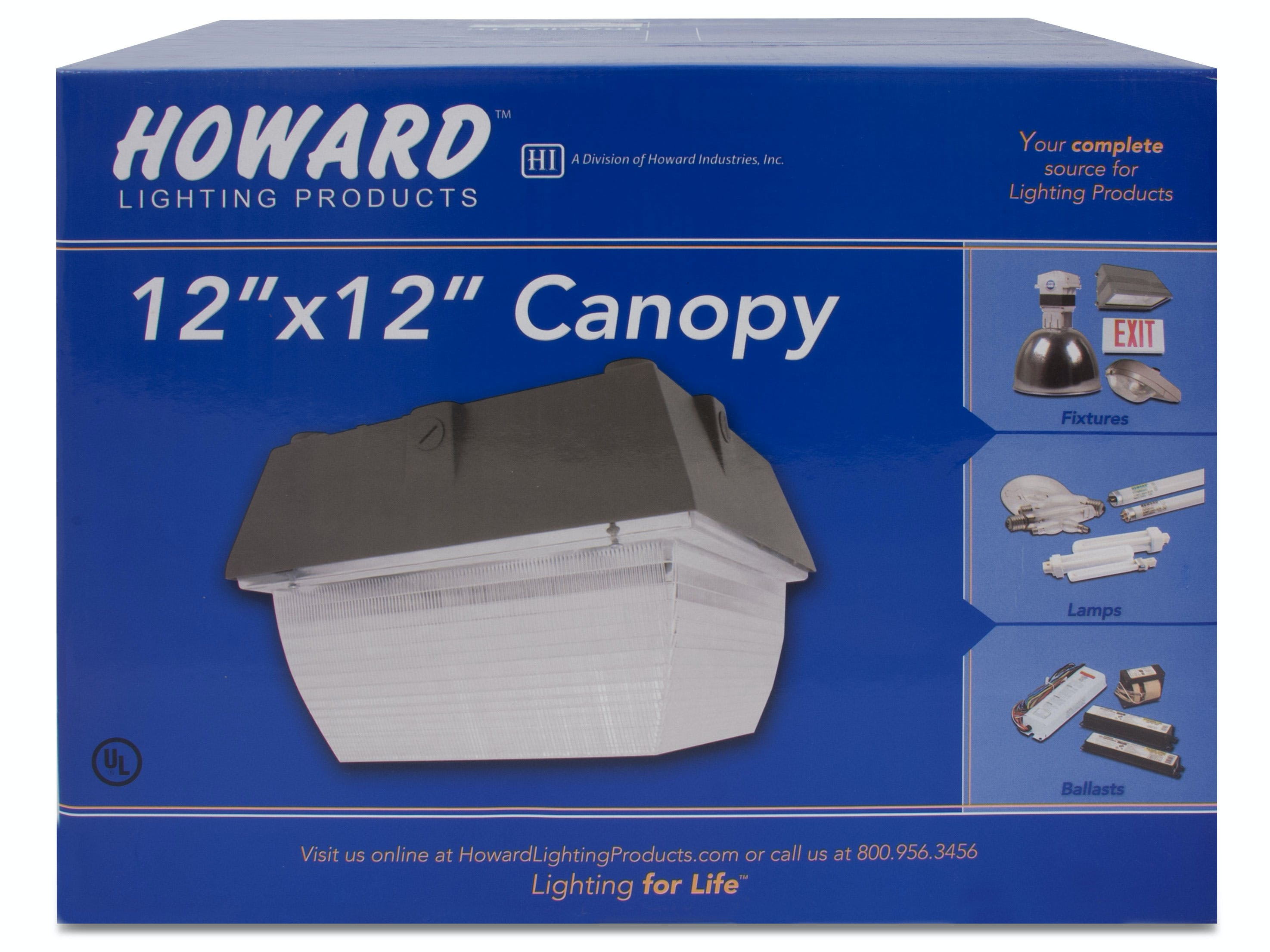 150W Pulse Start Metal Halide Canopy (Lamp Included) - sold by RelightDepot.com