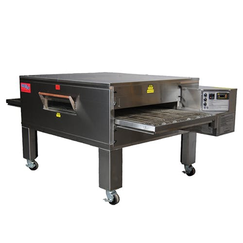 EDGE 60 Series Single-Stack Gas Conveyor Pizza Oven Commercial oven sold by Pizza Solutions