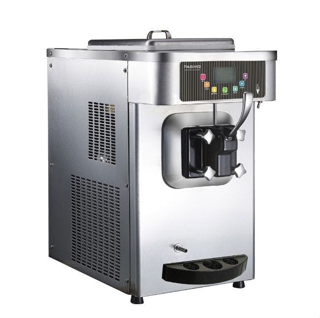 Pasmo S110F Soft Serve Yogurt Machine - sold by Pizza Solutions
