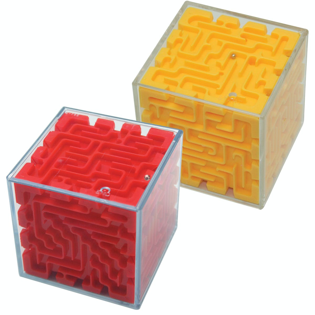 Cube Maze (Item # ZBFQM-HLXOV) Stress reliever sold by InkEasy