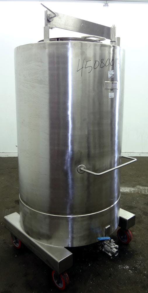 Tank Brewery tank sold by Aaron Equipment