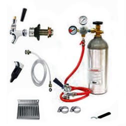 Refrigerator Conversion Kits Kegerator conversion kit sold by Draft Warehouse