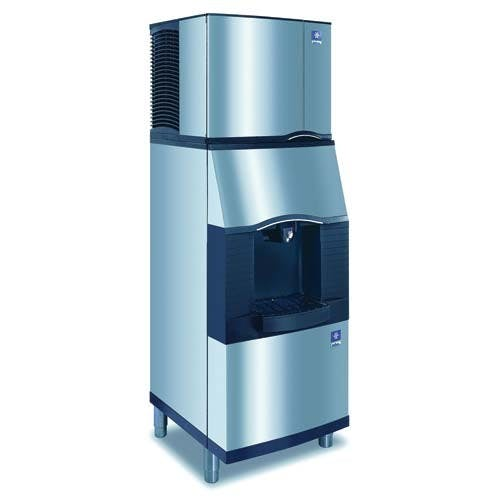 Manitowoc SPA-160 - Ice Bin and Dispenser 120 lb. Capacity Ice bin sold by Elite Restaurant Equipment