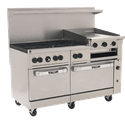 "Vulcan 60SS-6B24GB Endurance"" Restaurant Range - Commercial range sold by CKitchen / E. Friedman Associates"