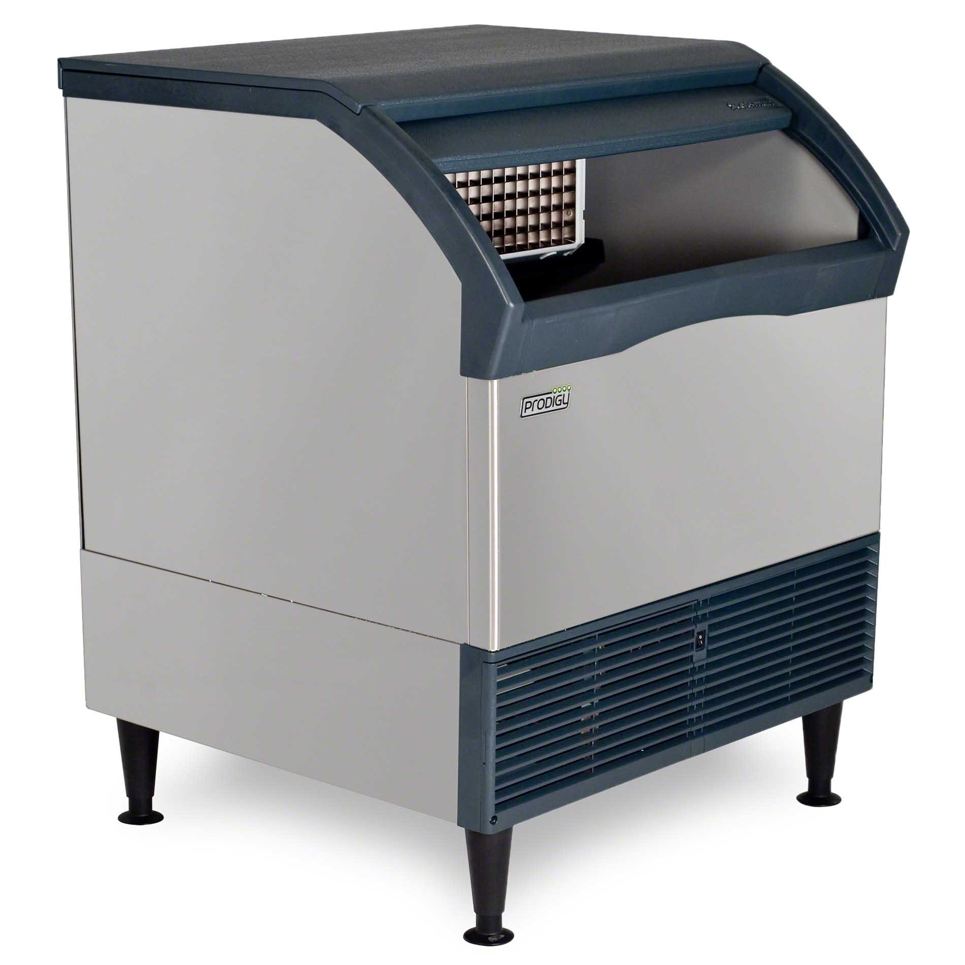 Scotsman - CU3030MA-1A 250 lb Self-Contained Cube Ice Machine - Prodigy®® Series Ice machine sold by Food Service Warehouse