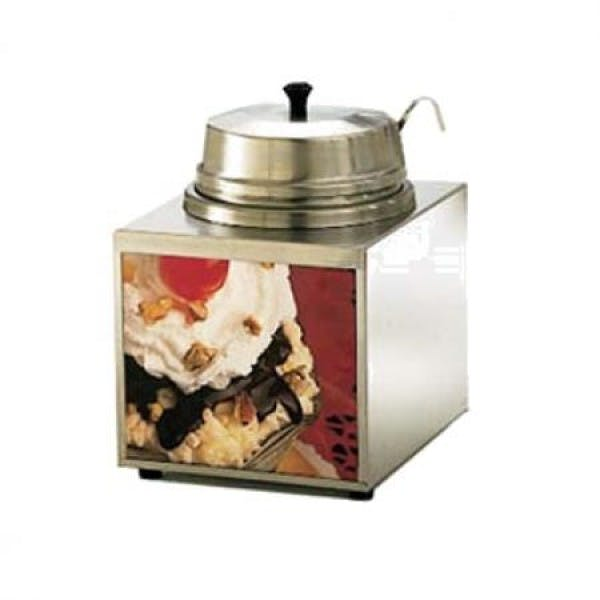 3.5 qt. Lighted Food Warmer - V-STM3WLA-W