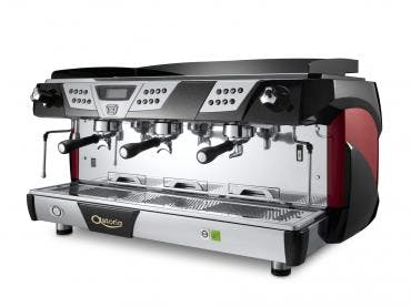 Astoria Plus 4 You 3 Group Automatic Espresso Machine Espresso machine sold by Prima Coffee