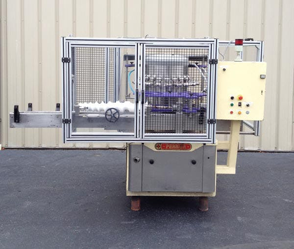 Perrier Rotary Bottle Rinser Bottle washer sold by Litchfield Packaging