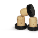 Natural T-top Corks - Cork sold by Carolina Wine Supply