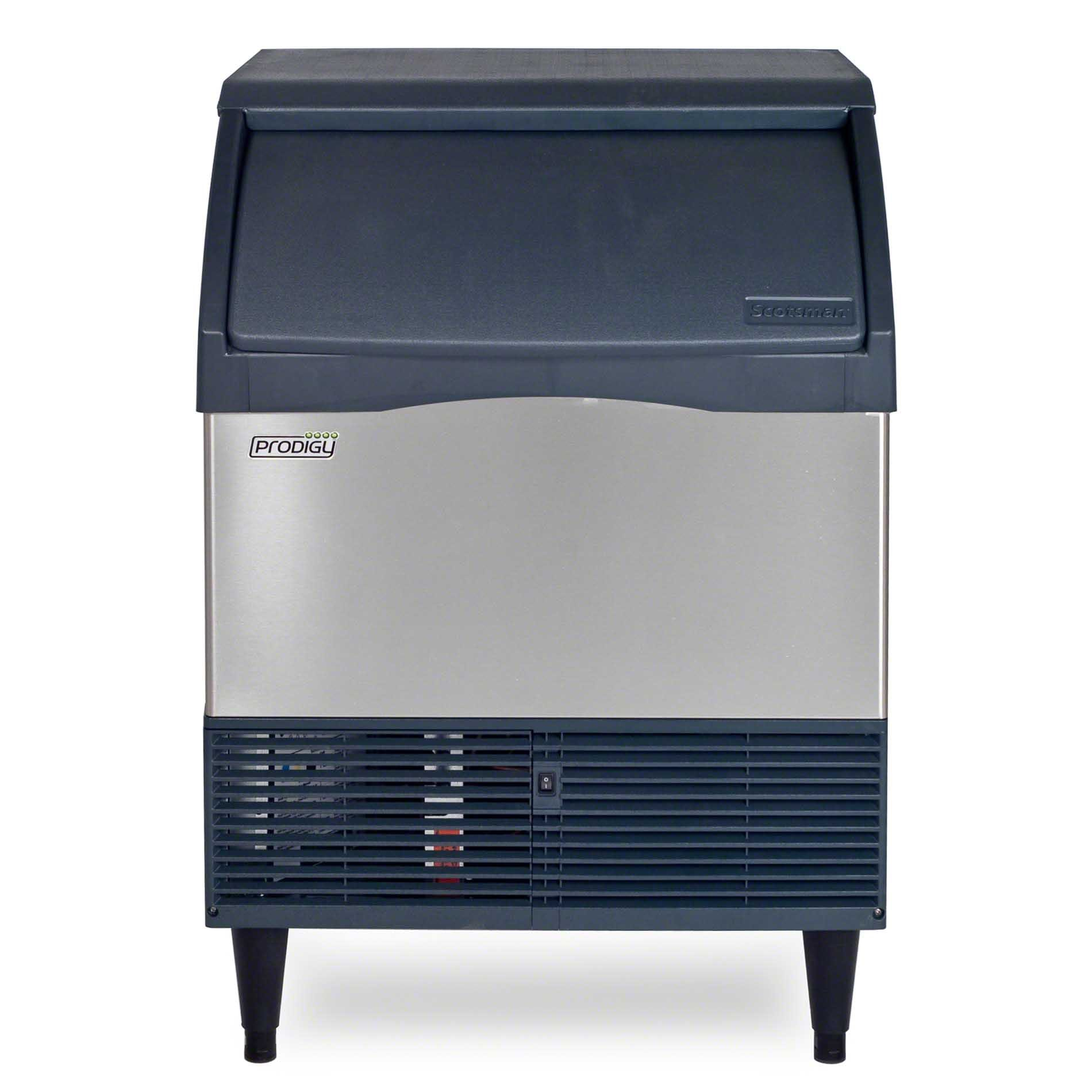 Scotsman - CU1526SA-1A 150 lb Self-Contained Cube Ice Machine - Prodigy Series Ice machine sold by Food Service Warehouse