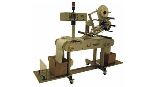 Forms Labeling System Labeling machine sold by BPM SYSTEMS