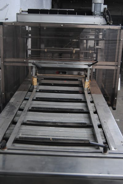 POLY PACK MODEL PU 2000 STAINLESS STEEL SHRINK BUNDLER Shrink wrapper sold by Union Standard Equipment Co