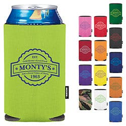 Beer Can Koozie (*24 hour FREE RUSH) Promotional product sold by Atlantic Custom Solutions