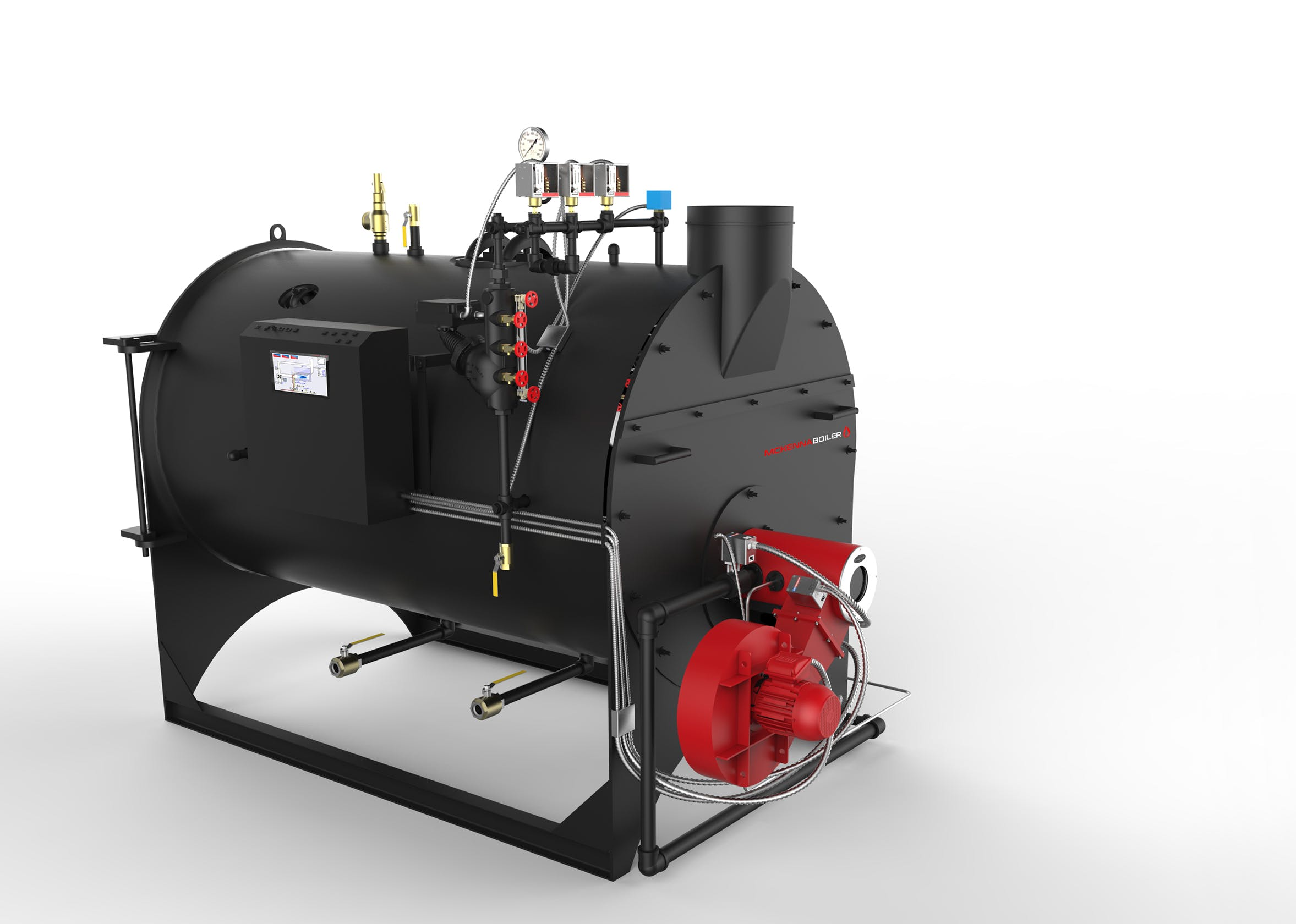 McKenna JFS Series Boiler Steam boiler sold by McKenna Boiler Works, Inc
