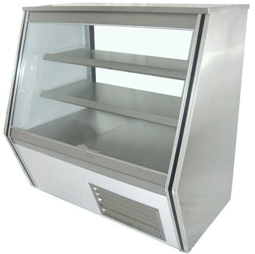 "Universal HDC60SC - 60"" Double Duty Deli Case Food display case sold by Elite Restaurant Equipment"